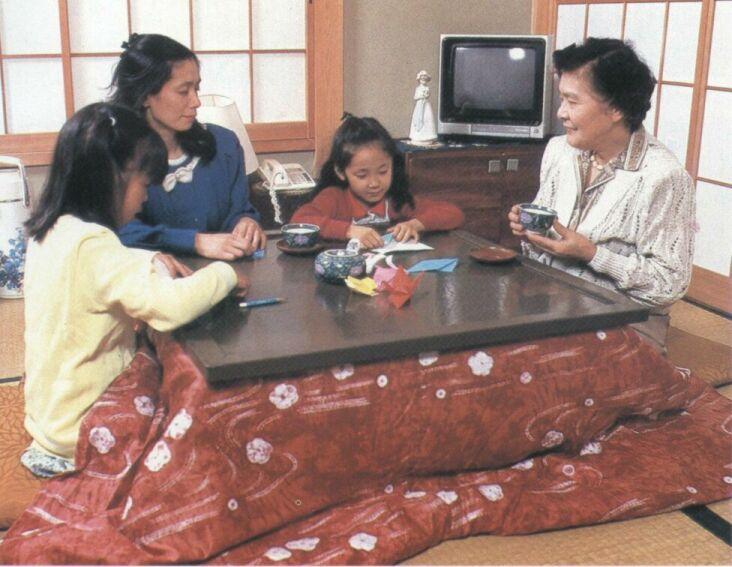 Un espacio singular la casa japonesa 2 periodista en for Mesa japonesa tradicional