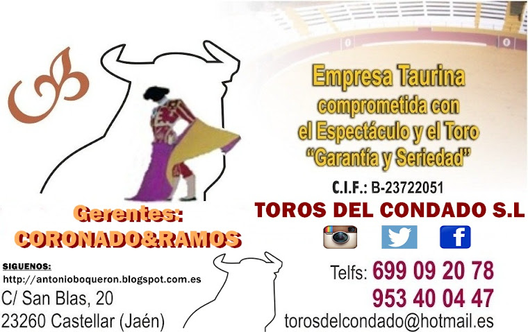 TOROS DEL CONDADO S.L