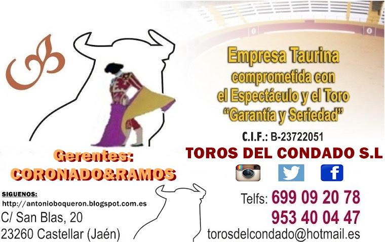 TOROS DEL CONDADO S.L