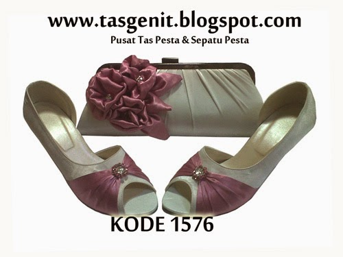 tas pesta,clutch bag,sepatu pesta,sendal cantik, sandal kebaya, dompet kondangan