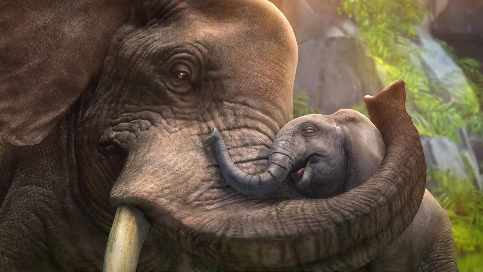 giocatori di Zoo Tycoon insieme per salvare le specie animali a