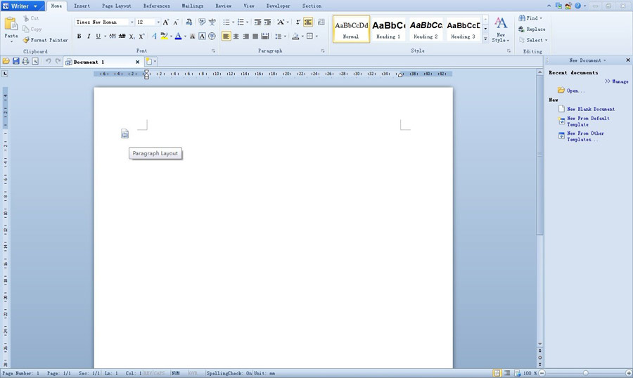 Everything windows kingsoft office suite review free ms office compatible office suite - Free office suite for windows ...