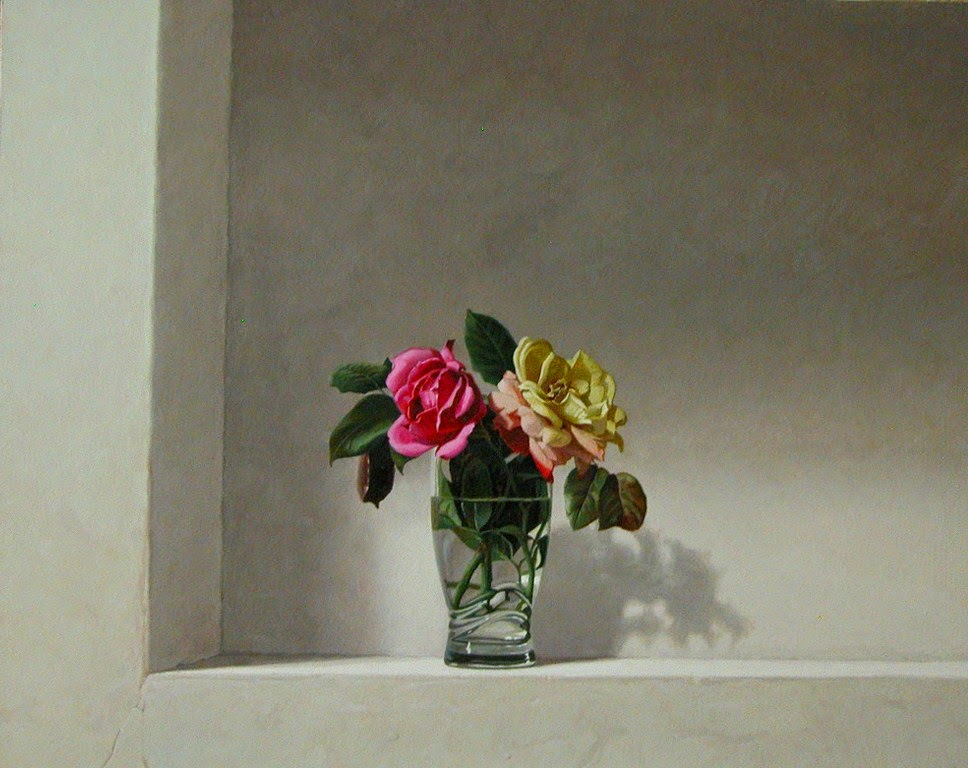 bodegones-con-flores-pintados-al-oleo
