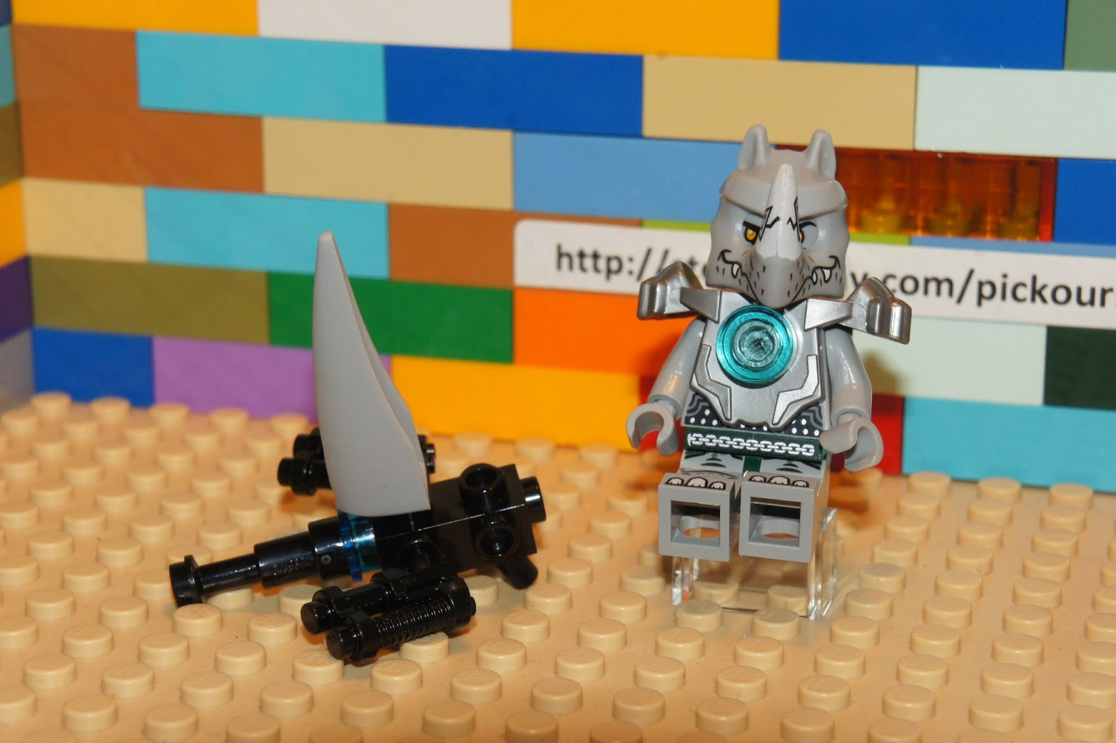 lego chima legend beast rhino - photo #21