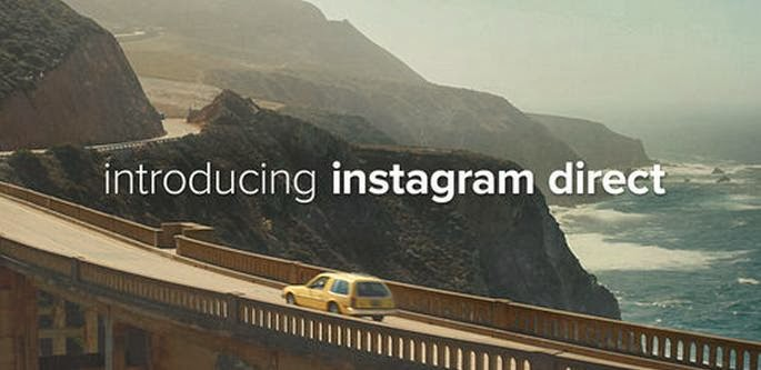 Instagram Rolls Out Direct Messaging