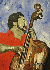 Charles Mingus (Sold)