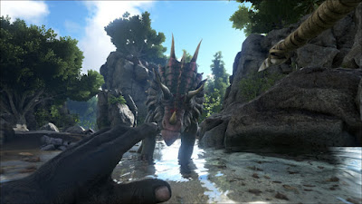 ARK Survival Evolved PC Game Setup