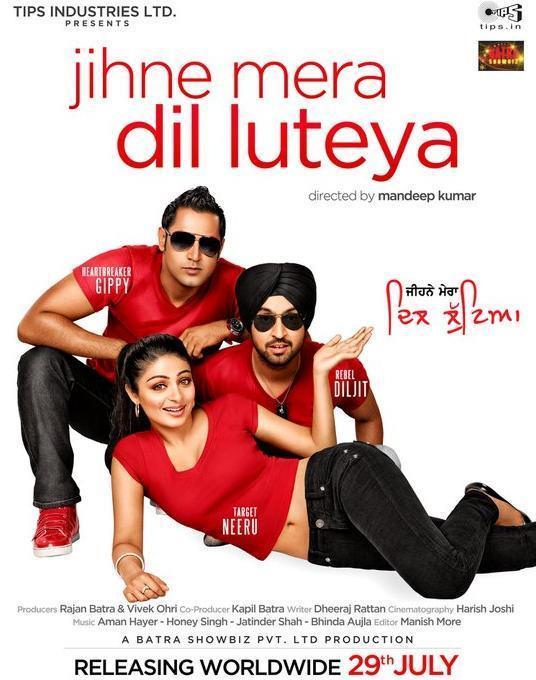 TJihne Mere Dil Luteya (2011) Punjabi Song 128Kbps Free Download