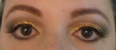 glitter dailus color copper