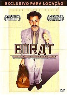 Filme Borat - O Segundo Melhor Repórter do Glorioso País Cazaquistão DVDRip RMVB Dublado