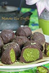 Matcha Tea Truffles