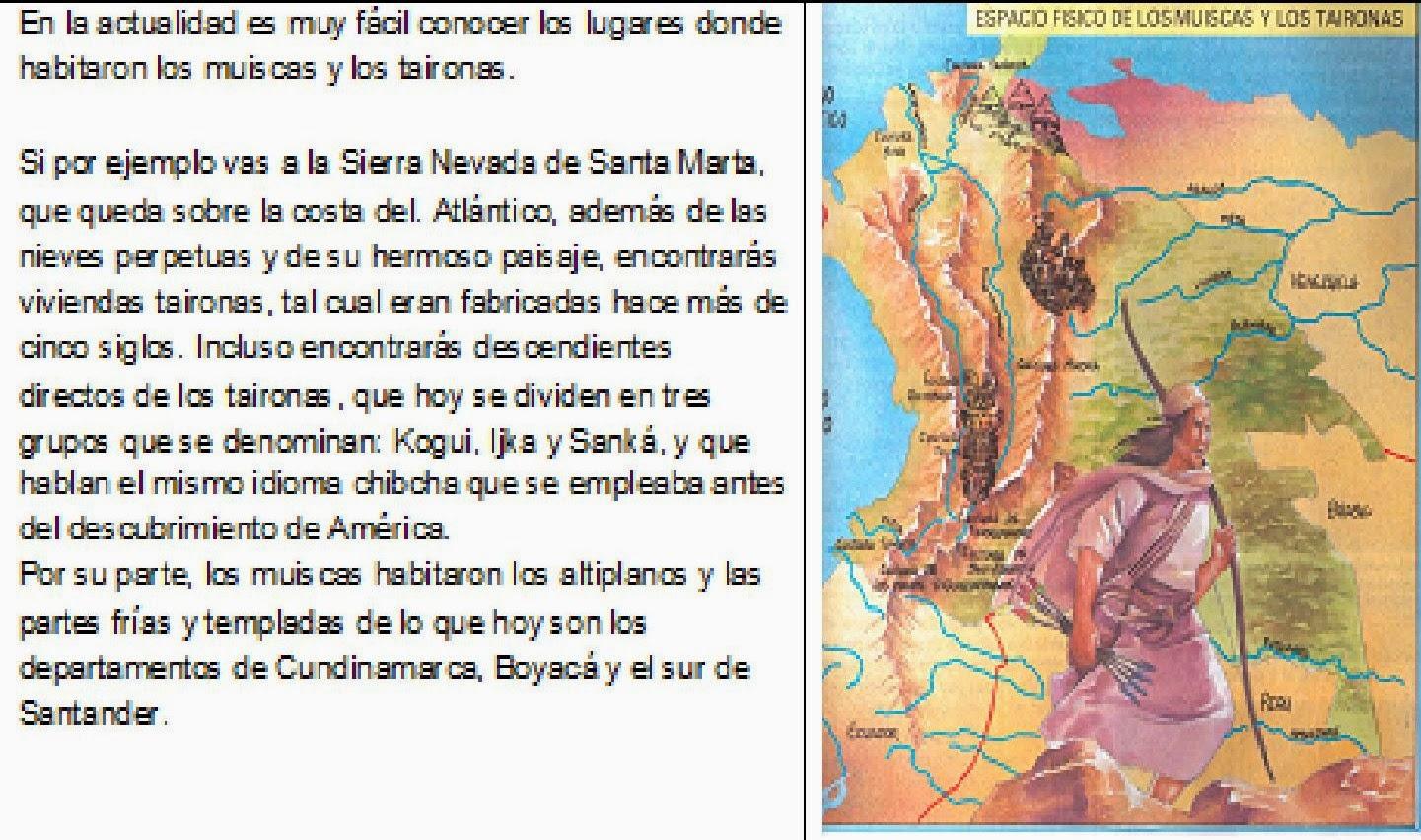 Cultura Los Chibchas Cultura Chibcha Muiscas y