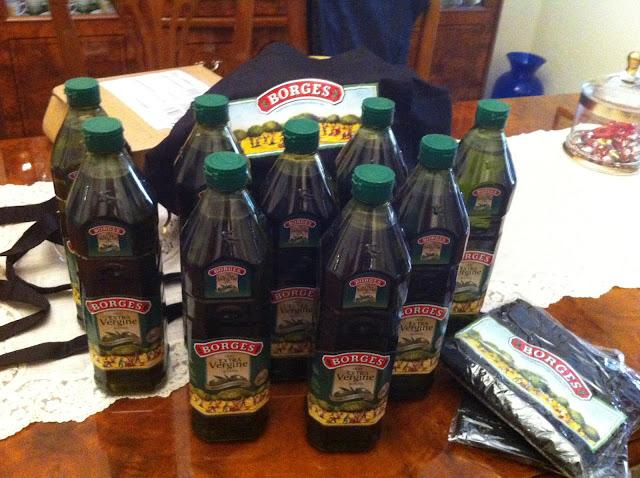 borges: olio d'oliva extra vergine toscano !