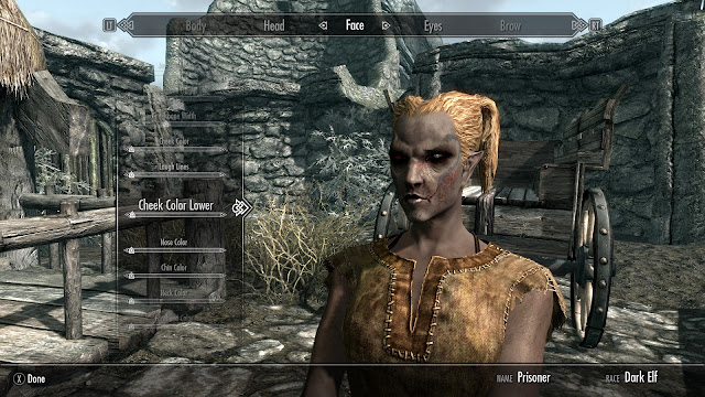 Want to hook up with me skyrim