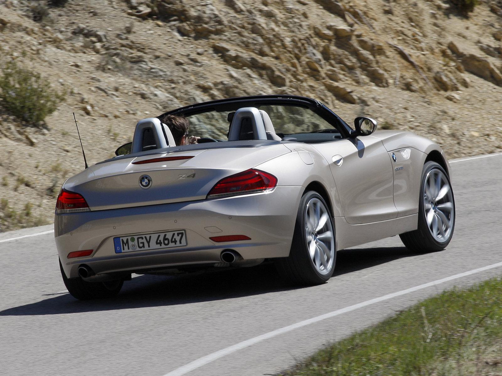 Automotive Database Bmw Z4