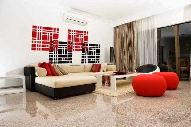 Paint Color Ideas For Living Room Walls: Modern Wall Decoration Colors Part 21