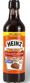 worcheshire sauce