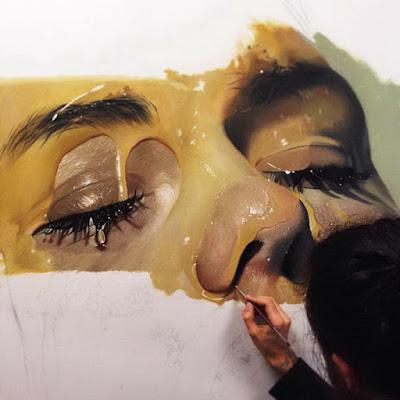 Hiperrealismo Oleo Pintura
