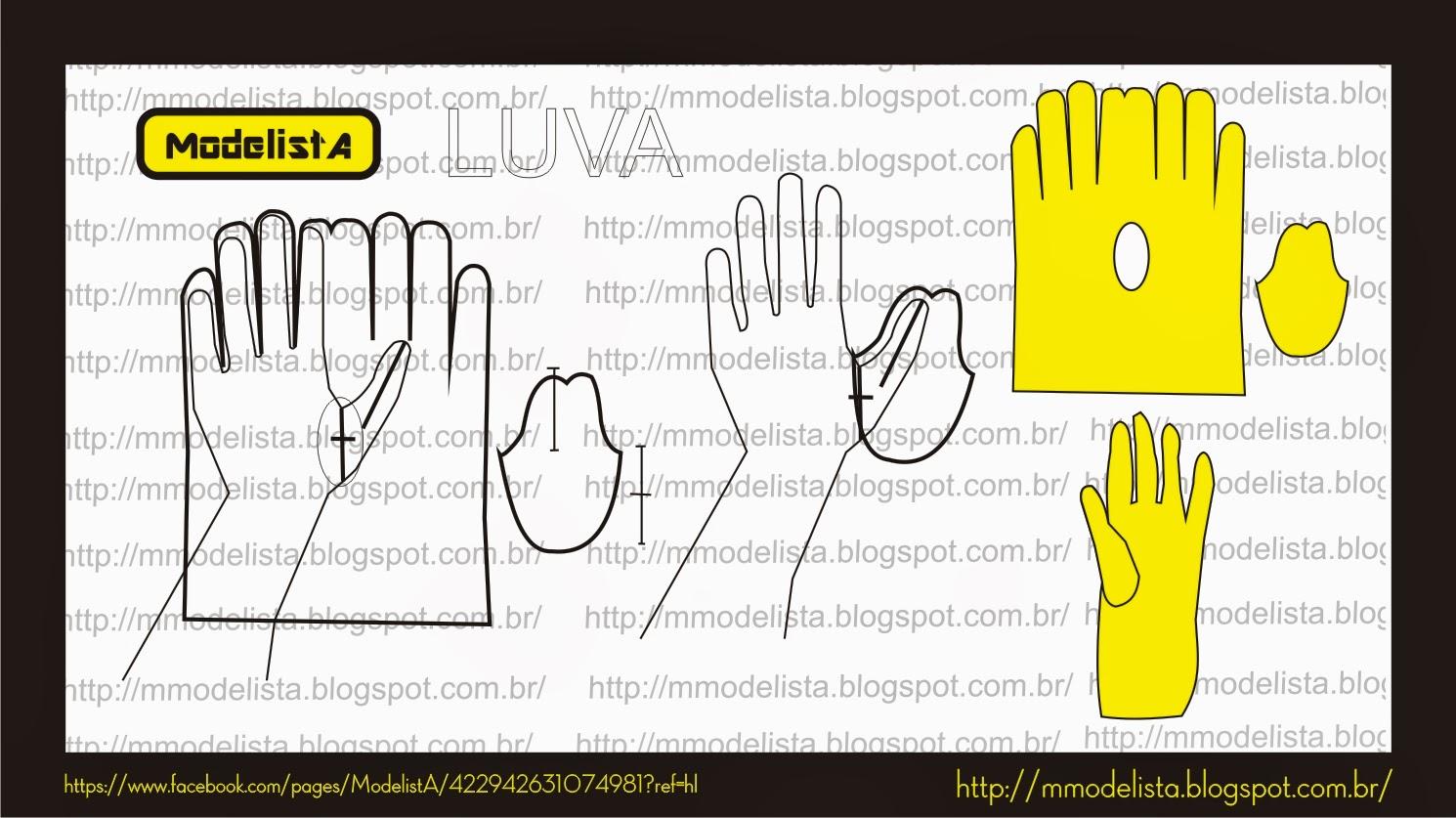 Как сшить перчатки из гипюра выкройка