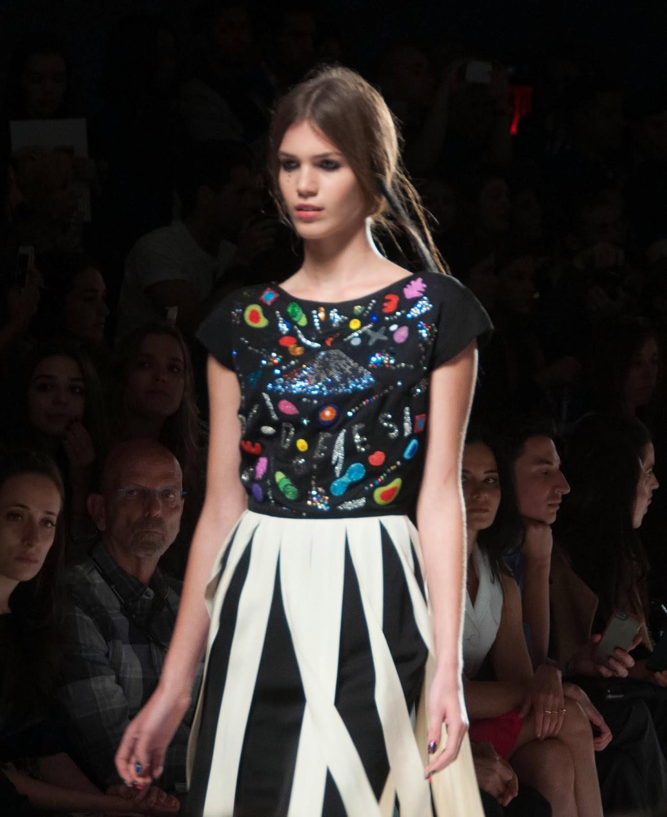 libertine, libertine nyc, libertine new york fashion week runway, new york fashion week, new york fashion week 2014, spring and summer runway show, spring and summer 2014