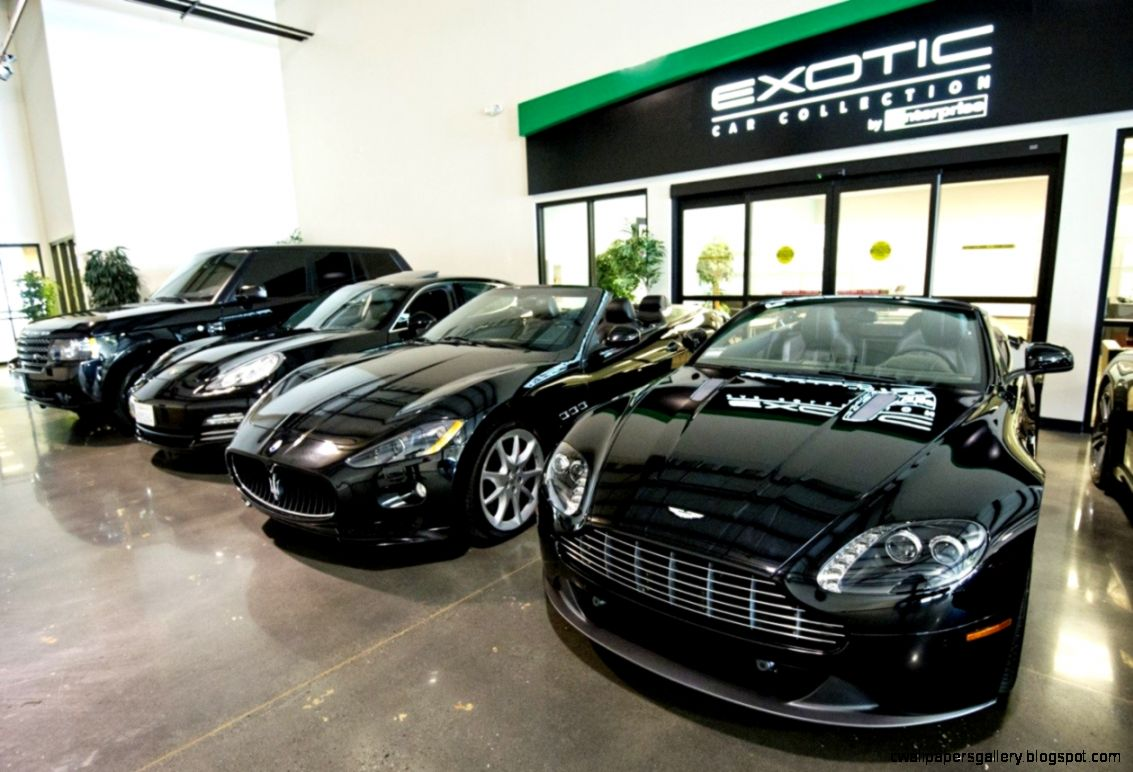 Exotic Car Rental – Gorge Games