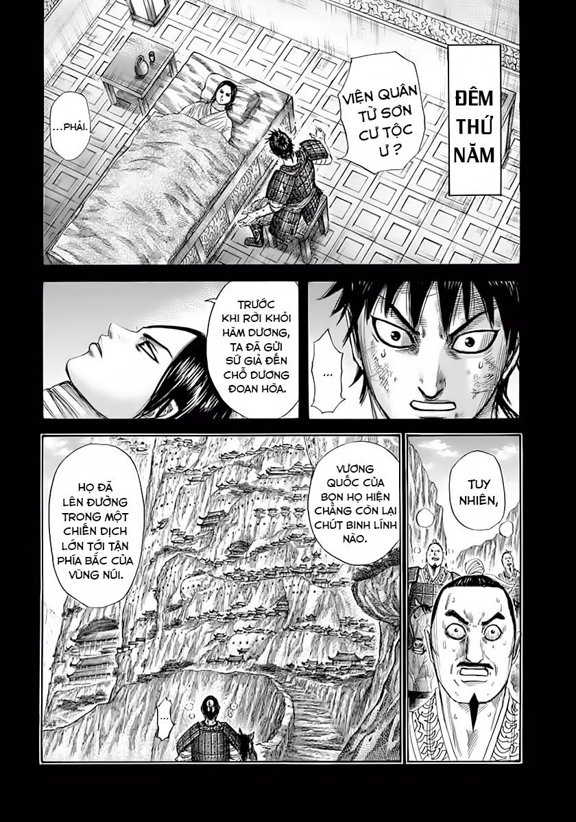 Kingdom - Vương Giả Thiên Hạ Chapter 346 page 3 - IZTruyenTranh.com