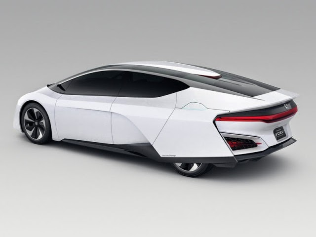 2015 Honda FCEV Concept