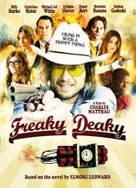 Trò Chơi Nguy Hiểm - Freaky Deaky (2013)