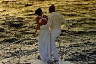 صور عاشقين 2013 على البحر