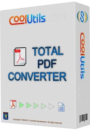 Coolutils Total PDF Converter 2.1.248 Portable