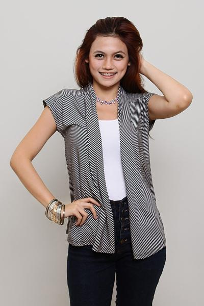 Model Cardigan Wanita Terbaru 13