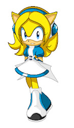 Maria the light hedgehog