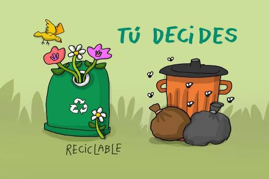 Medioambiente Reciclaje