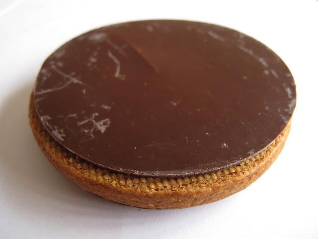 Pâtisserie Sébastien Dégardin - Sablé chocolat