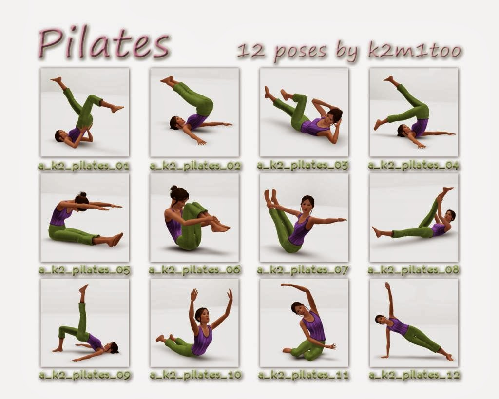 Zahra Nisa Aprilia: Get ur own Abs' Shape with Pilates :)