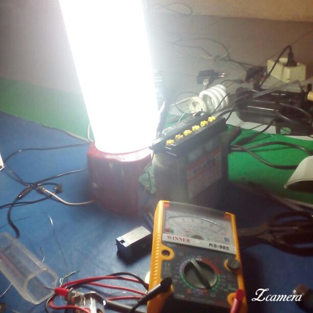 Memperbaiki Lampu Emergency Dengan Mudah The Soul Of Engineer