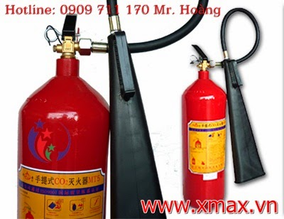 Cung cấp các loại bình chữa cháy và phụ kiện thiết bị pccc giá rẻ Seasion 9