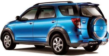 Harga Mobil Baru Toyota Rush
