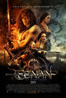 Conan the Barbarian in 3D