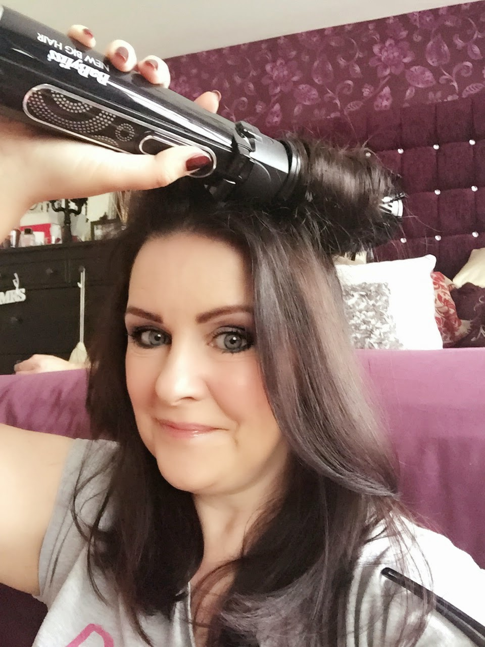 Feeling Good Over 40 Big Hair No Problem Babyliss