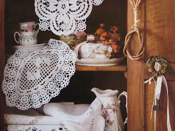 """Os invitamos a pasear por nuestro blog de artesania y mucho más :  """"Naftalina y Almidon"""""""
