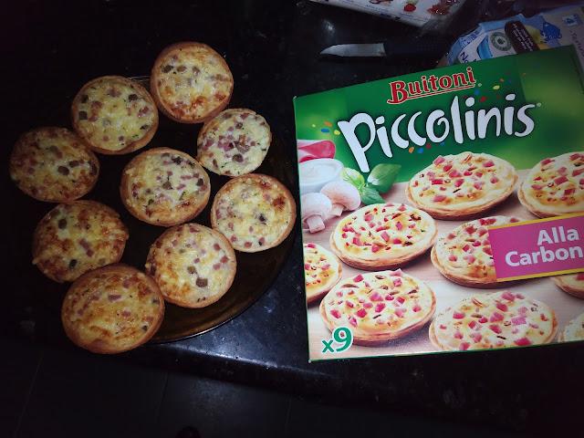 Piccolinis-carbonara