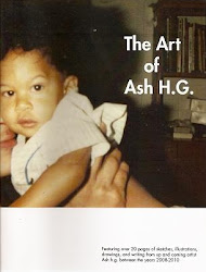 The Art of Ash H.G. zine