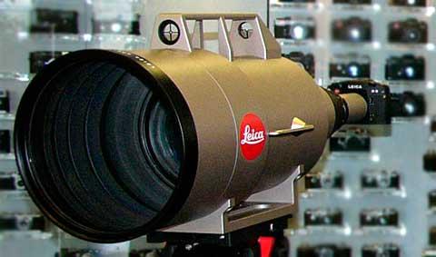 Leica APO 1600mm