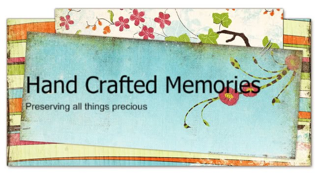 Hand Crafted Memories