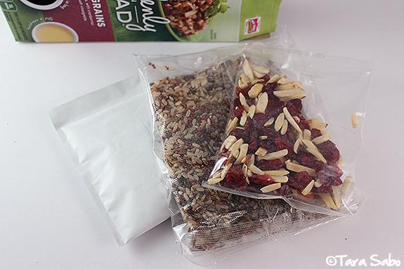 salad mix, ingredients, cooking, ad
