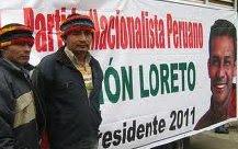 """Pronunciamiento de """"Amazonía peruana"""" sobre Candidatura de Gana Perú (MARZO 14-2011) Por Juan Ochoa"""