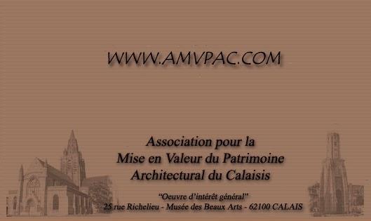 Association pour la MIise en Valeur du Patrimoine Architectural du Calaisis