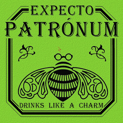 Expecto Patronum Tequila