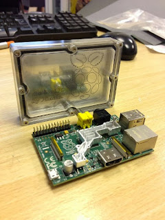 bloco no raspberry pi